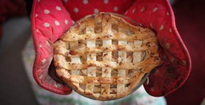 Autumn Apple Pie – Rezept