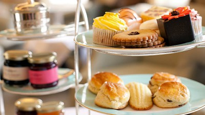 Afternoon Tea at the Ritz??